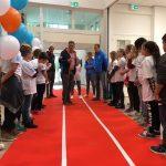 Eerste Joy of Moving lane in Nederland onthuld op basisschool in Doetinchem