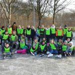 OBS Mozaïek gaat schaatsen
